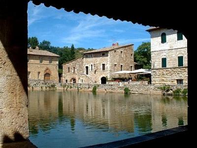 Bagno Vignoni (2)