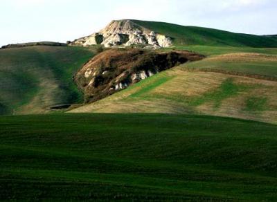 colline de cr�tes