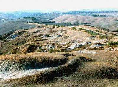 vers Monte Olivetto