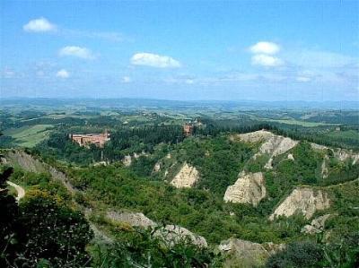 environs de Monte Olivetto