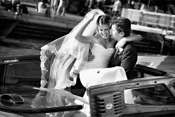 Organiser son mariage à Venise