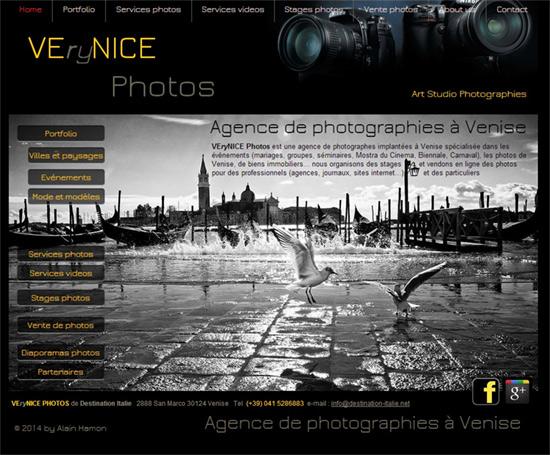 Stages Photos à Venise