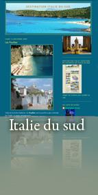 Blog Italie du Sud