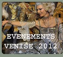 Evenements Venise 2012