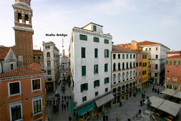 Location venise votre location d 39 appartement venise en for Appartement san marco design venise